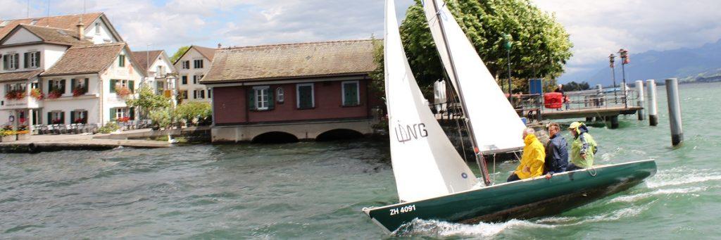 Segelkurs für Anfänger Zürich - günstig Segeln lernen am Zürichsee - D Schein Ausbildung Schweiz