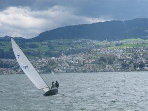 günstig Segeln lernen am ZürichseeSegelkurs für Anfänger - D Schein Ausbildung Schweiz