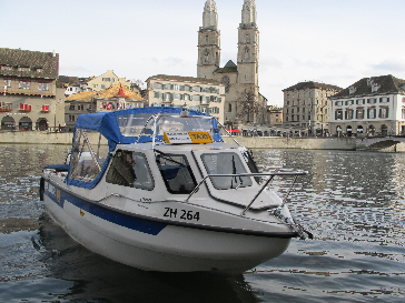 Storchen Water taxi