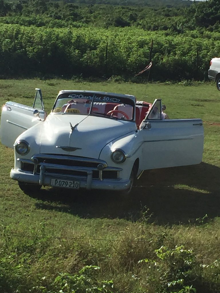 Segeltörn Kuba
