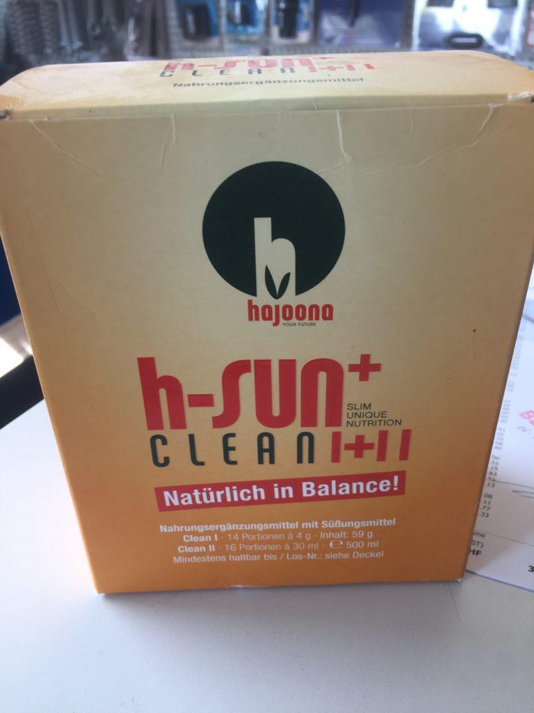 Hajoona Schweiz Darmreinigung - Immunsystem stärken vital - grüner Kaffee abnehmen