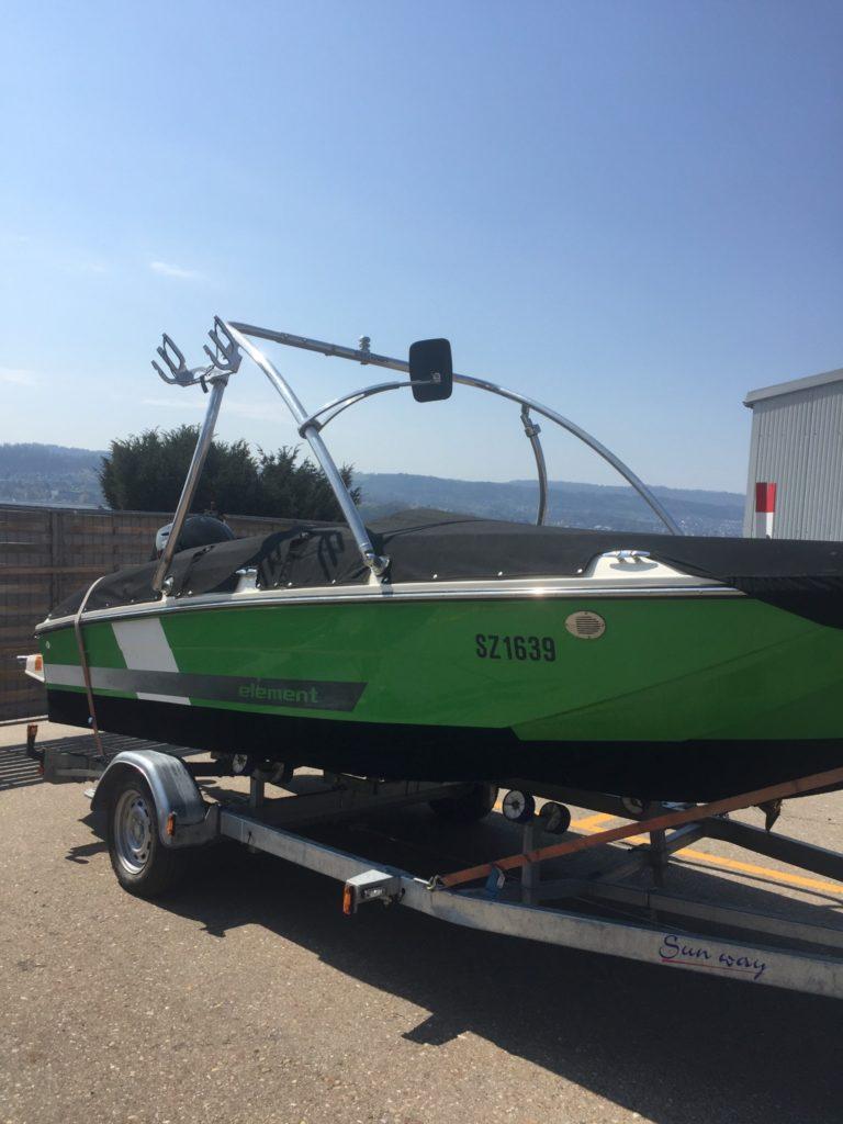 Antifouling Folierung - Unterwassersanierung günstige Bootsfarben - Finsulate Partner Schweiz